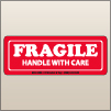 1.50 X 4.00 Fragile - Handle With Care [SG-060]