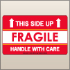3.00 X 5.00 Fragile - This Side Up [SG-345]