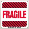 4.00 X 4.00 Fragile [SG-625]