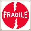 4.00 X 4.00 Fragile [SG-655]