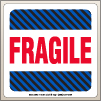 4.00 X 4.00 Fragile [SG-695]