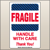 4.00 X 6.00 Fragile - Handle With Care [SG-855]