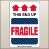 4.00 X 6.00 Fragile - This End Up [SG-865]