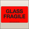 3.00 X 5.00 Fragile - Glass [FR-390]