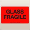 3.00 X 5.00 Fragile - Glass [FR-390]