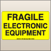 3.00 X 5.00 Fragile - Electronic Equipment [FY-410]