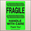 4.00 X 6.00 Fragile - Handle With Care [FG-625]