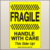 4.00 X 6.00 Fragile - Handle With Care [FY-640]