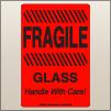 4.00 X 6.00 Fragile - Glass [FR-655]
