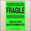 4.00 X 6.00 Fragile - Delicate Instruments [FG-670]