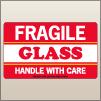 3.00 X 5.00 Glass - Fragile [SG-515]