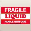 3.00 X 5.00 Liquid - Fragile [SG-530]