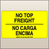 3.00 X 5.00 No Top Freight [FY-360]