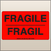 3.00 X 5.00 Fragile   [FR-390]