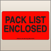 3.00 X 5.00 Packing List Enclosed [FR-410]