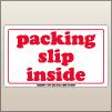 3.00 X 5.00 Packing Slip Inside [SG-455]