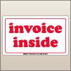 3.00 X 5.00 Invoice Inside [SG-470]