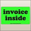 3.00 X 5.00 Invoice Inside [FG-485]
