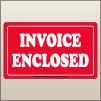 3.00 X 5.00 Invoice Enclosed [SG-505]