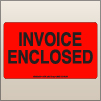 3.00 X 5.00 Invoice Enclosed [FR-520]