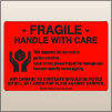 4.00 X 6.00 Fragile - Handle With Care [FR-515]