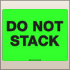 8.00 X 10.00 Do Not Stack [FG-730]