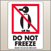 3.00 X 4.00 Do Not Freeze [SG-420]