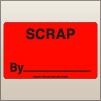 3.00 X 5.00 Scrap By [FR-235]