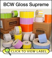 BCW Gloss Supreme 3.50 X 1.00 - 1