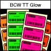 BCW TT Glow Fluorescent 3.00 X 2.00 - 1