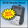 BCW Mobile Direct 1.00 X 4.00 - 0.75