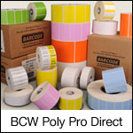 BCW Poly Pro Direct
