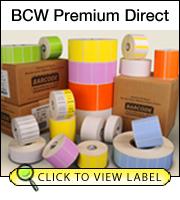 BCW Premium Direct 4.00 X 4.00 - 1