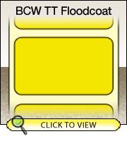 BCW TT Floodcoat 3.00 X 2.00 - 1