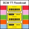 BCW TT Floodcoat 2.00 X 1.00 - 1