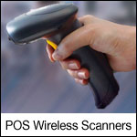 POS Wireless Scanners