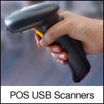 POS USB Scanners