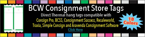 Consign Tag