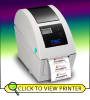 TSC TDP-225 Direct Thermal Printer 99-039A001-00LF