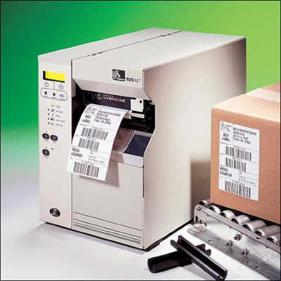 Zebra 105SL Direct Thermal-Thermal Transfer Printer 10500-2001-0070