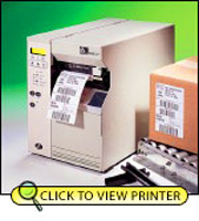 Zebra 105SL Direct Thermal-Thermal Transfer Printer 10500-3001-0070