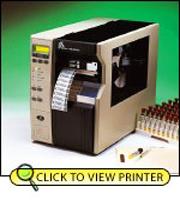 Zebra 110XiIII Plus  Direct Thermal-Thermal Transfer Printer 112-7A1-00100