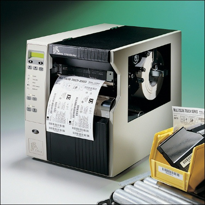 Zebra 170XiIII Plus  Direct Thermal-Thermal Transfer Printer 172-741-00200