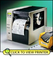 Zebra 170XiIII Plus  Direct Thermal-Thermal Transfer Printer 170-701-00200