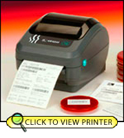 Zebra GK420d Direct Thermal Printer GK42-202511-000