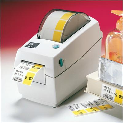 Zebra LP2824 Direct Thermal Printer 2824-21100-0011