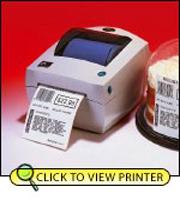Zebra LP2844-Z Direct Thermal Printer 284Z-20300-0001