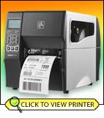 Zebra ZT230 Direct Thermal - Thermal Transfer  Printer ZT23043-T01000FZ