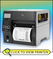 Zebra ZT420 Direct Thermal-Thermal Transfer Printer ZT42063-T210000Z